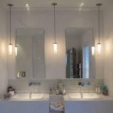 Bathrooms Lighting Fascinating Pendant Lighting For Bathrooms Best 25 Bathroom Ideas