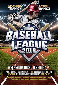 baseball flyer baseball league flyer template baseball league