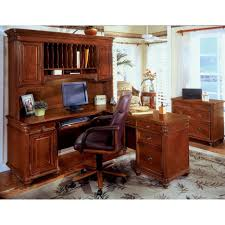 Large L Desk Large Brown L Shaped Desk With Drawers Combined High Framed Window