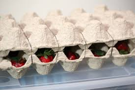 how to store ornaments in an empty egg 4 steps