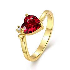 ladies finger rings images Rings buy gold silver swarovski rings online at best prices in jpg