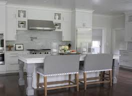 grey kitchen island white kitchen island with gray turned legs transitional kitchen