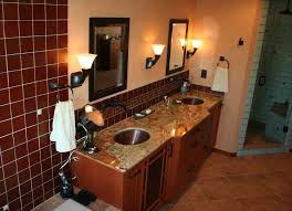 Mission Bathroom Vanity by Mission Style Bathroom Bathroom Traditional With Mission Style