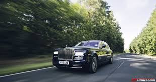 rolls royce roof road test rolls royce phantom series ii gtspirit