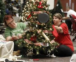 community to help foothills alliance present festival of trees