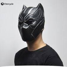 cool masks party masks cool black panther mask fantastic four