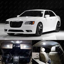 chrysler car interior 21 x xenon white led interior light package kit for chrysler 300