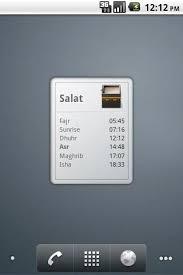 muslim apk muslim salat widget apk for android