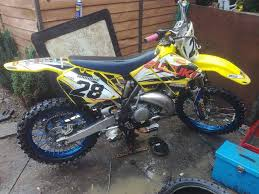 suzuki rm 125 rm125 2008 in rotherham south yorkshire gumtree