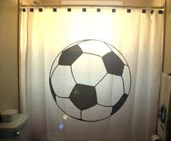 football bathroom decor genwitch