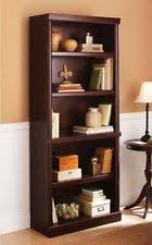 Wooden Bookshelf Wood Bookcase Ebay