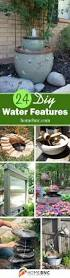 Patio Fountains Diy by 24 Simple And Serene Diy Water Feature Ideas You U0027ll Love Diy