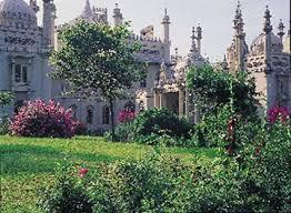 Rock Gardens Brighton Royal Pavilion Gardens Set For A King