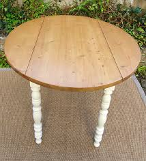 table de cuisine ancienne en bois table ronde ancienne en bois fabulous diningtab lelarge with table