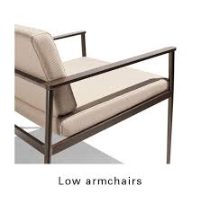 Low Armchairs Bivaq U2013 High End Outdoor Furniture And Accessories