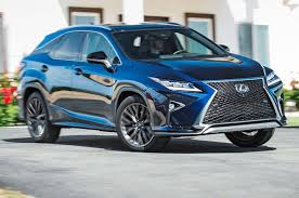 lexus suv review 2016 lexus rx 350 f sport test review best seat in the