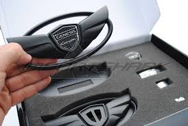 hyundai genesis coupe badge black wing emblem importshark com