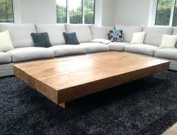 big coffee table large wood coffee table s big solid wood coffee table fieldofscreams