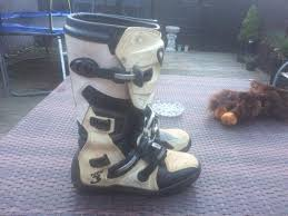 motocross boots size 10 alpinestar tech 3 size 10 motocross boots in loughborough