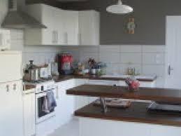Cuisine Gris Blanc by Indogate Com Decoration Cuisine Couleur Framboise