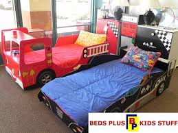 Car Bunk Beds For Kids Magielinfo - Race car bunk bed