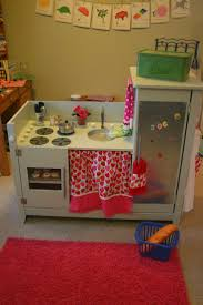 homemade play kitchen ideas 187 best upcycle furniture to kid toys images on pinterest play