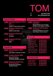 Job Resume Graphic Design by Creative Resume Design Resume For Your Job Application
