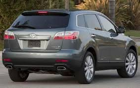 mazda rx suv 2012 mazda cx 9 information and photos zombiedrive