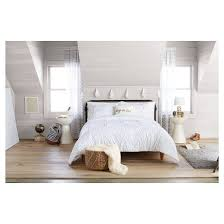 White And Gold Bedding Sets White With Gold Foil Comforter Set Xhilaration Target