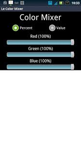 rgb color mixer android apps on google play
