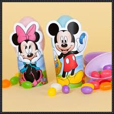 mickey mouse easter eggs mickey minnie mouse easter egg stands free papercrafts