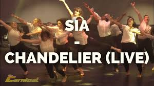 Chandelier Choreography Sia Chandelier Live A Drey Vinogradov Choreography