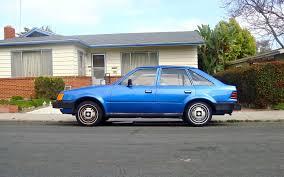 1987 Ford Escort Wagon The Street Peep 1986 Ford Escort L