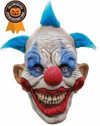 halloween mask runescape buy scary the carnival clown with mask costume boys zombie