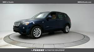 lexus of austin reviews used bmw x3 at bmw of austin serving austin round rock u0026 cedar