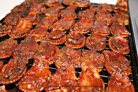 glazed bacon pretzel crackers intelligent domestications