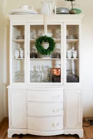 Painted Off White Kitchen Cabinets Best 25 Painted China Hutch Ideas On Pinterest Painted Hutch
