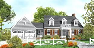 House Plans With Breezeway Cape Cod House Plans With Attached Garagesmall Bungalow Garage By