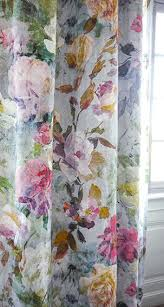 Large Floral Print Curtains Best 25 Floral Curtains Ideas On Pinterest Printed Curtains