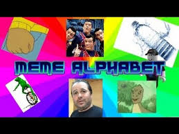 Alphabet Meme - the official meme alphabet youtube