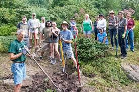 Rock Garden Society Rock Garden Society Partners With Fola To Renovate South Rock