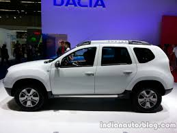 renault duster 2013 dacia duster facelift launched frankfurt live