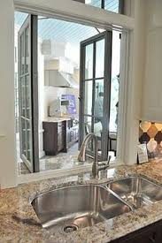 Kitchen Pass Through Window by Traditional Home Kitchens With Pass Thru Design Pictures Remodel