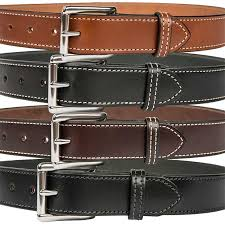 Handmade Belts And Buckles - leather belt coblentz leather amish country ohio