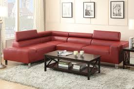 Faux Leather Sectional Sofa Faux Leather Sectional Sofa Javier S Furnishings