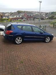 peugeot 407 wagon peugeot 407 station wagon in heysham lancashire gumtree