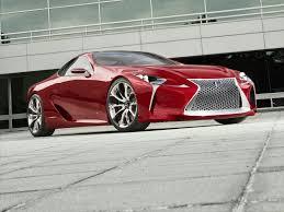 2012 lexus lf lc lexus lf lc sports coupe concept 2012 car wallpaper 15 of