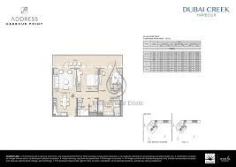 floor plans by address address harbour point floor plans