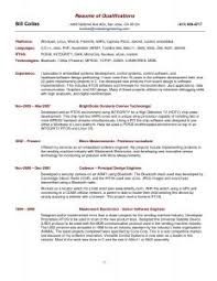 Resume Template For Government Jobs Examples Of Resumes Form Field Validation The Errors Only
