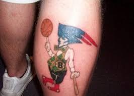 25 sports tattoos on leg